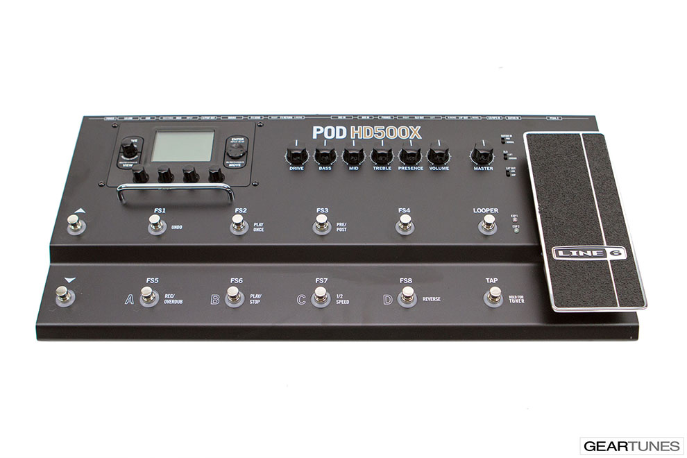 Effects Line 6 POD HD500X