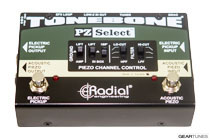 Radial Tonebone PZ Select