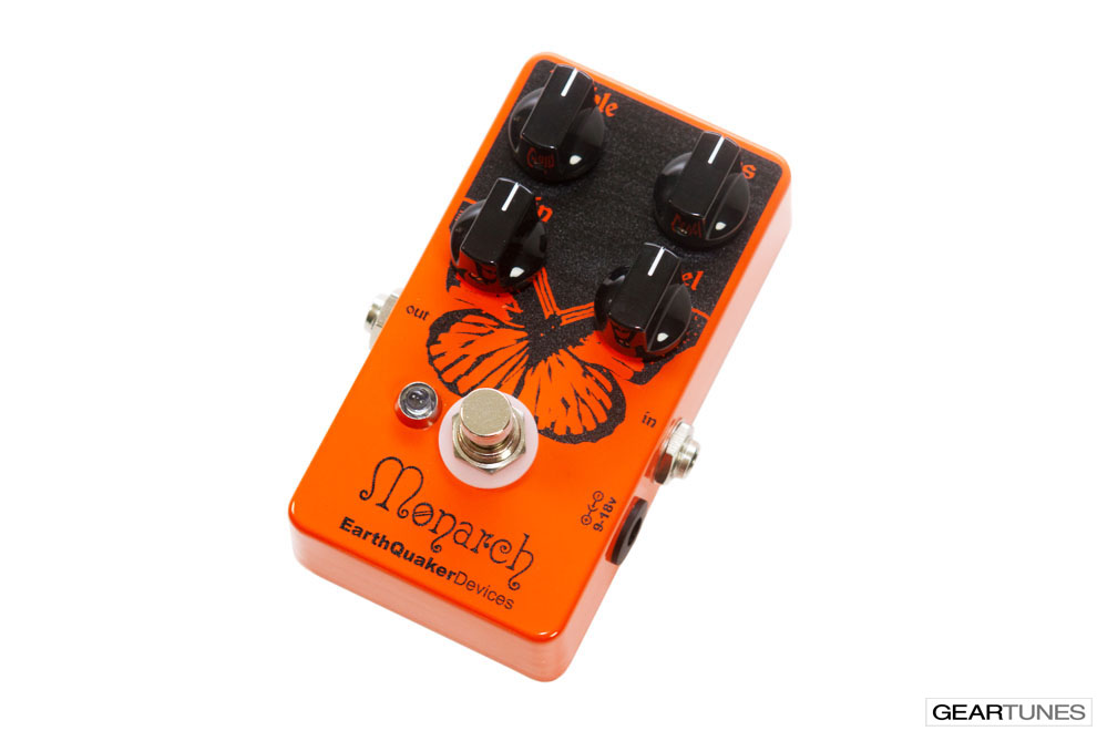 Overdrive EarthQuaker Devices Monarch 2