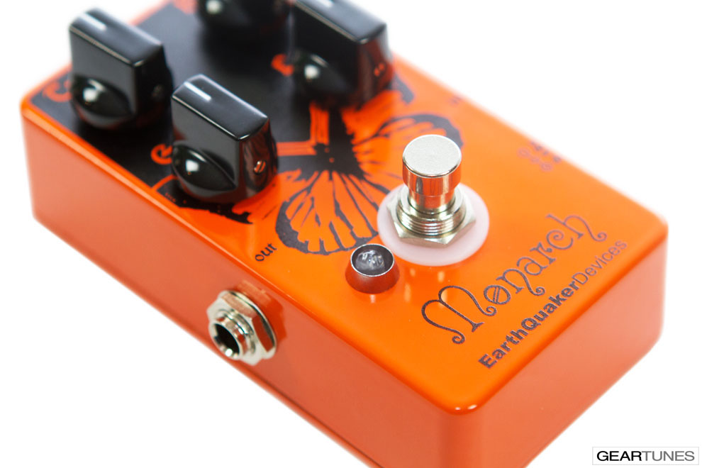 Overdrive EarthQuaker Devices Monarch 5