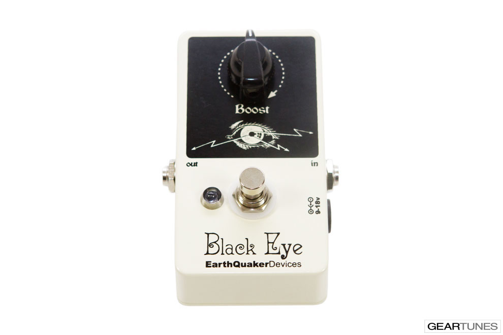 Boost and Buffer EarthQuaker Devices Black Eye