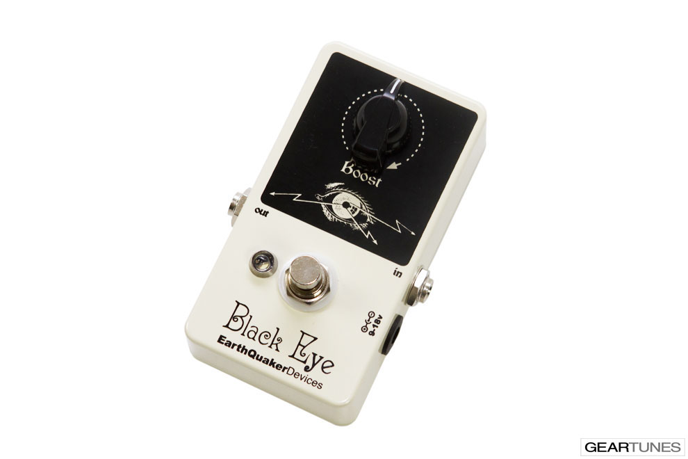 Boost and Buffer EarthQuaker Devices Black Eye 2