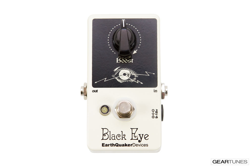 Boost and Buffer EarthQuaker Devices Black Eye 4
