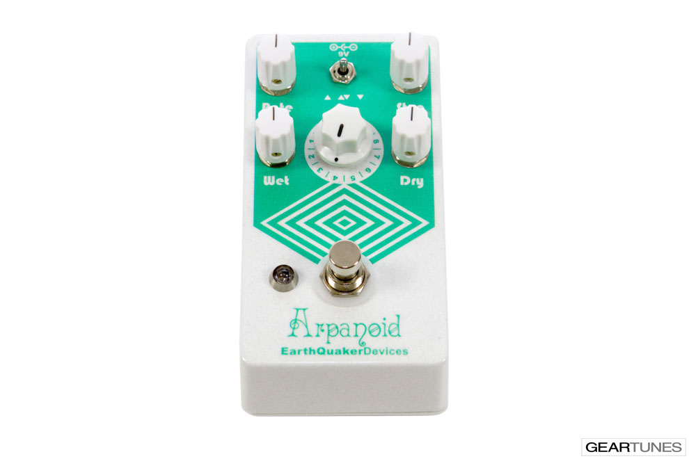 Polyphonic Pitch Arpeggiator EarthQuaker Devices Arpanoid