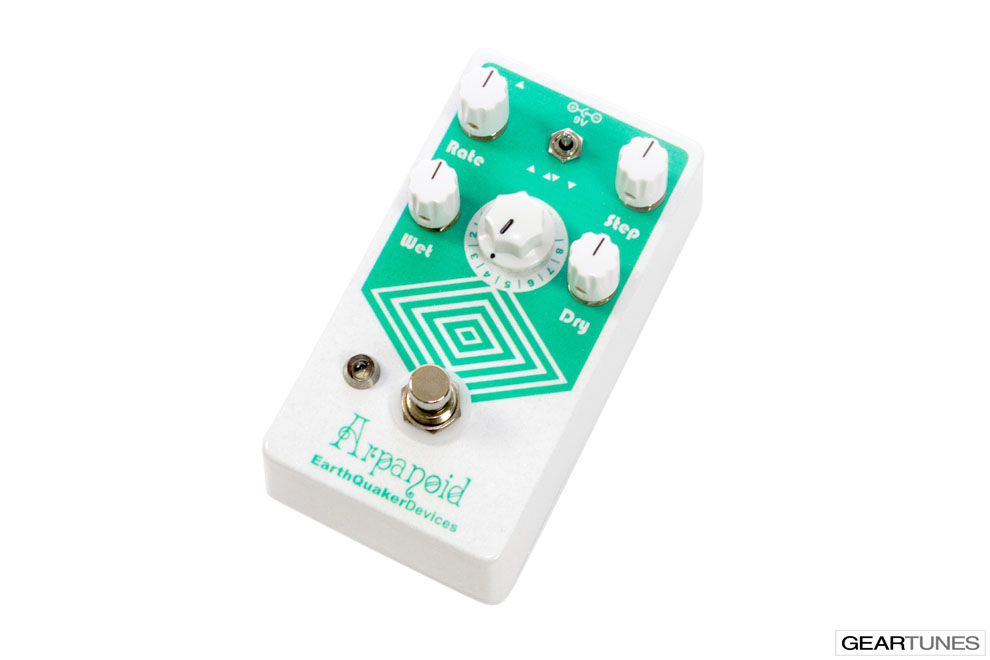 Polyphonic Pitch Arpeggiator EarthQuaker Devices Arpanoid 2