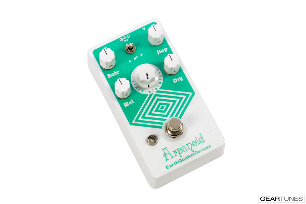 Polyphonic Pitch Arpeggiator EarthQuaker Devices Arpanoid 3