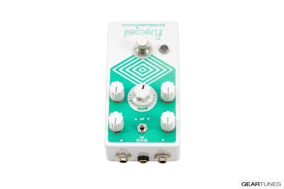 Polyphonic Pitch Arpeggiator EarthQuaker Devices Arpanoid 5