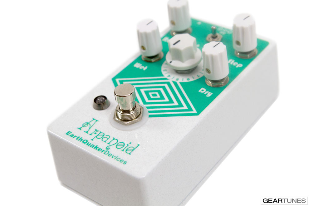 Polyphonic Pitch Arpeggiator EarthQuaker Devices Arpanoid 6