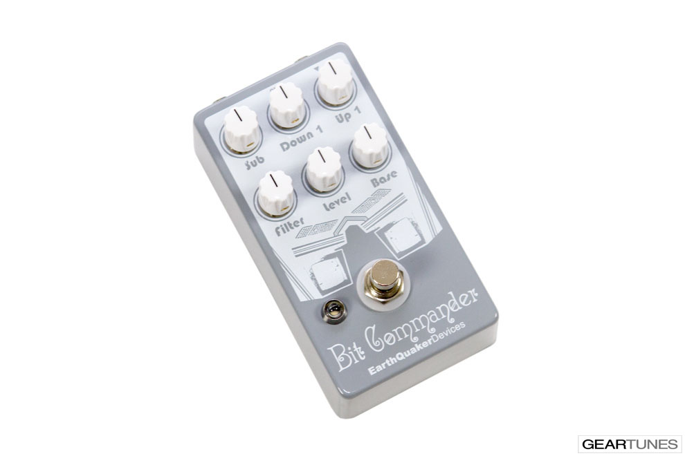 Guitar Synthesizer EarthQuaker Devices Bit Commander 3