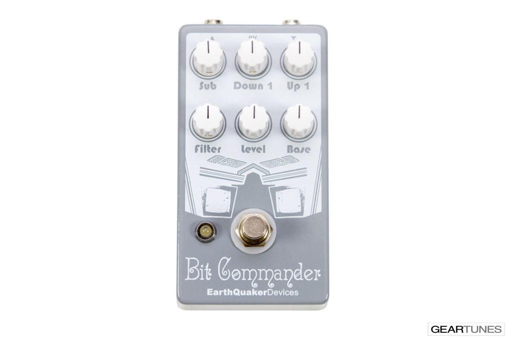 Guitar Synthesizer EarthQuaker Devices Bit Commander 4