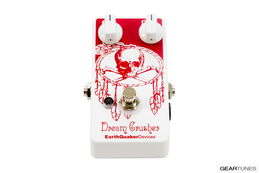 Fuzz EarthQuaker Devices Dream Crusher