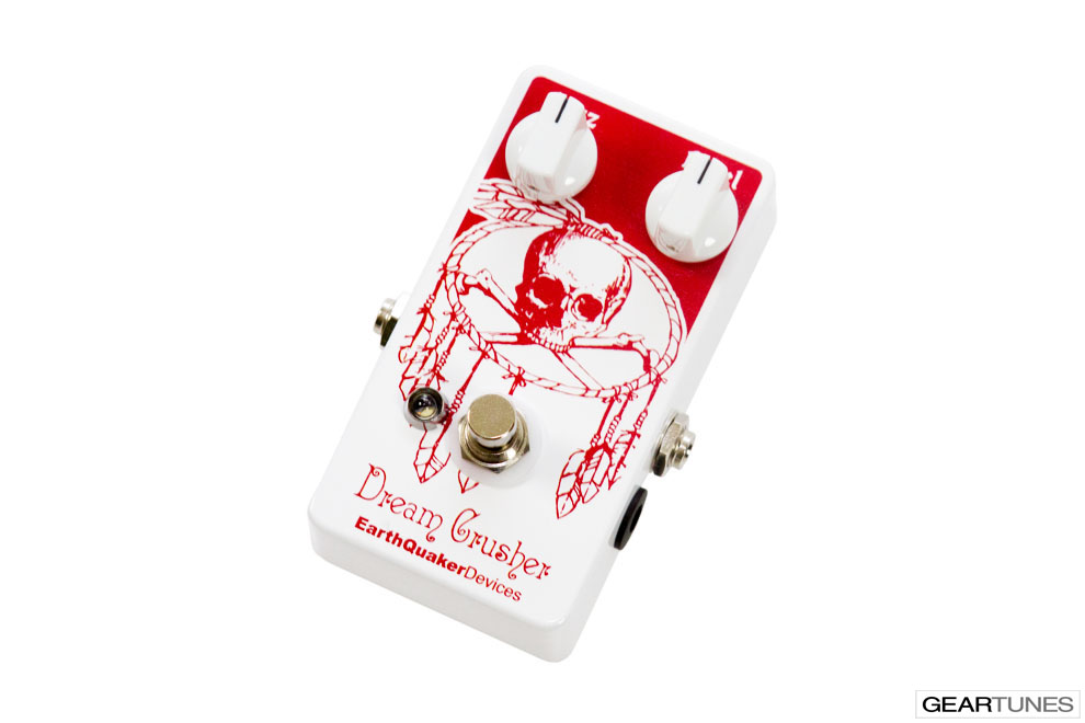 Fuzz EarthQuaker Devices Dream Crusher 2