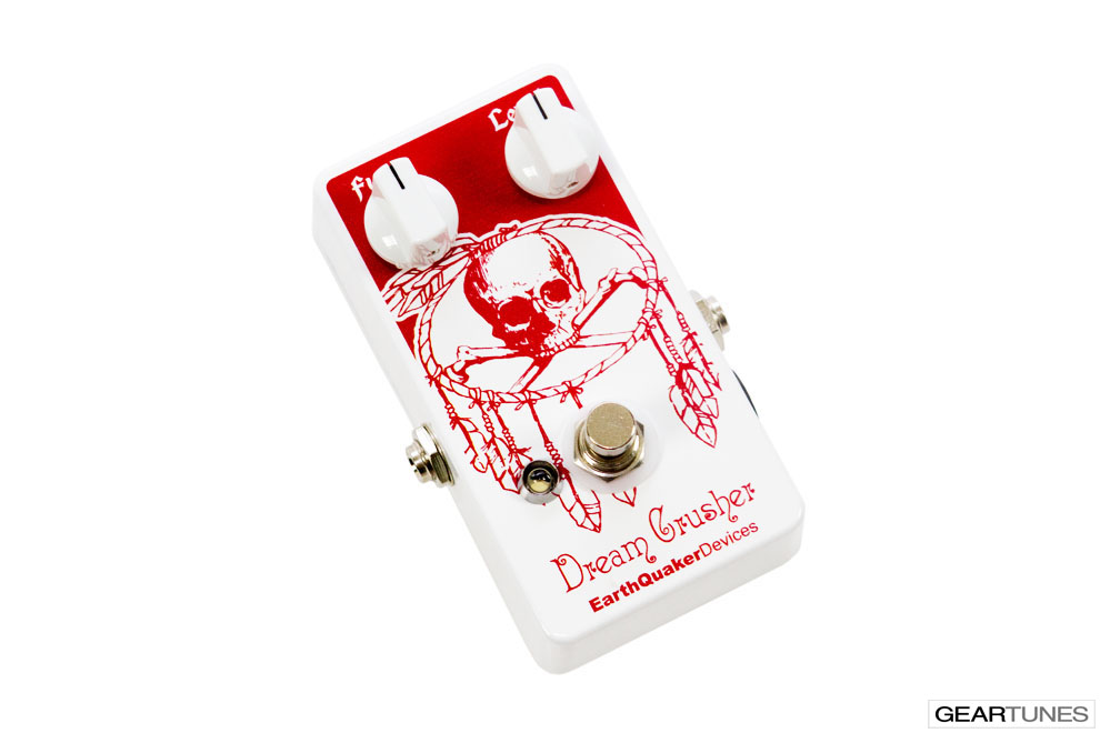 Fuzz EarthQuaker Devices Dream Crusher 3