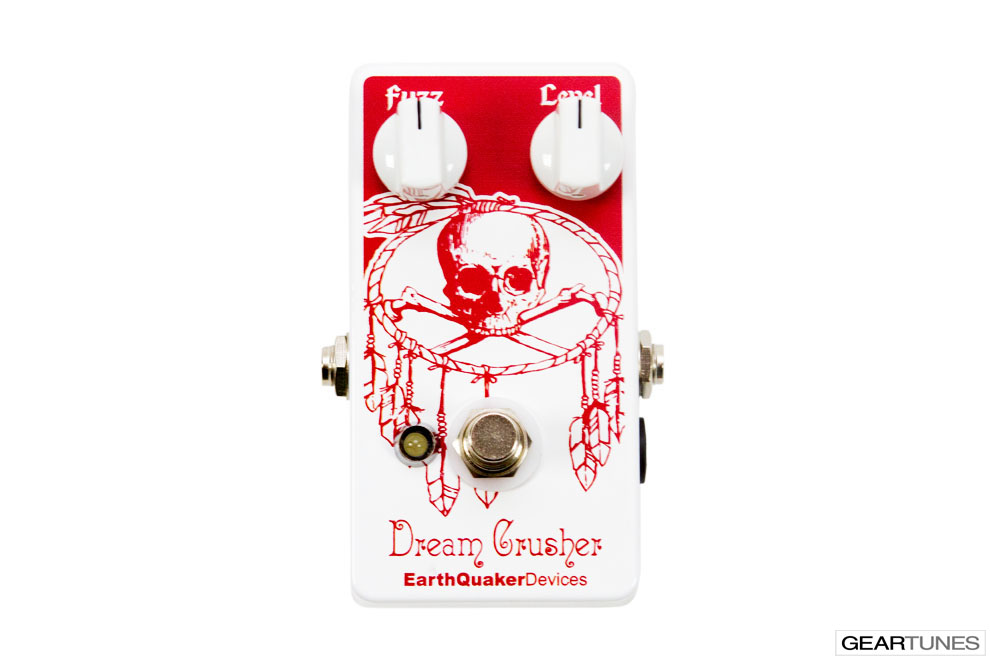 Fuzz EarthQuaker Devices Dream Crusher 4