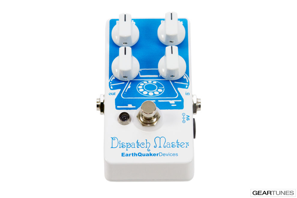 Delay EarthQuaker Devices Dispatch Master