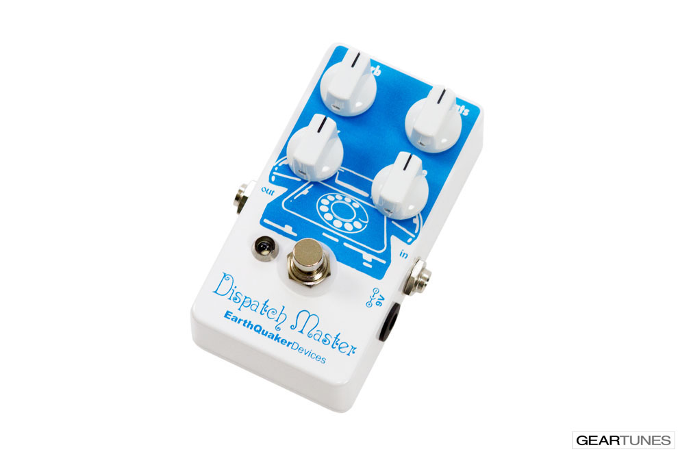Delay EarthQuaker Devices Dispatch Master 2
