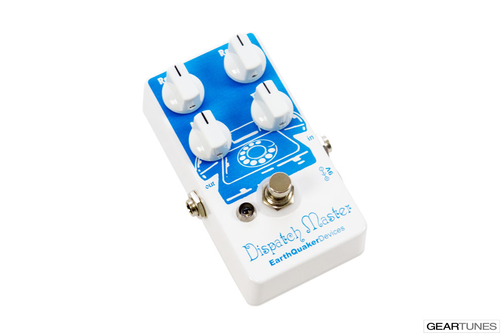 Delay EarthQuaker Devices Dispatch Master 3