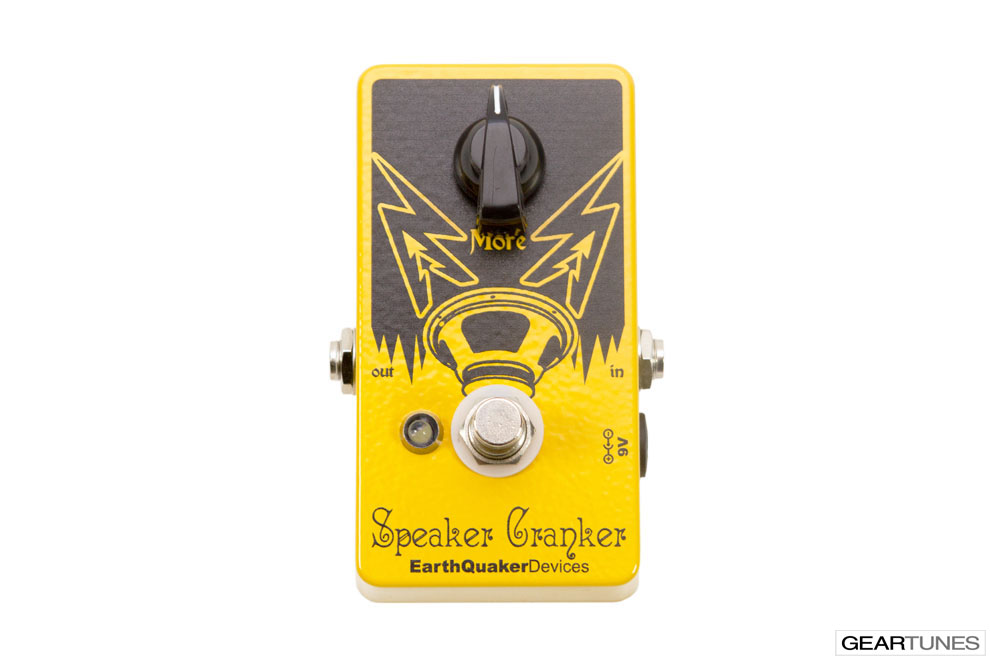 Overdrive EarthQuaker Devices Speaker Cranker 4