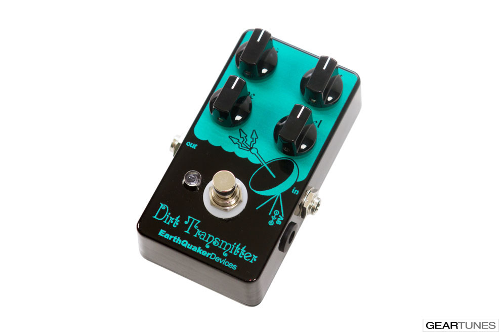 Fuzz EarthQuaker Devices Dirt Transmitter 2