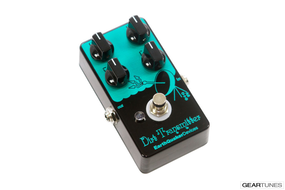 Fuzz EarthQuaker Devices Dirt Transmitter 3