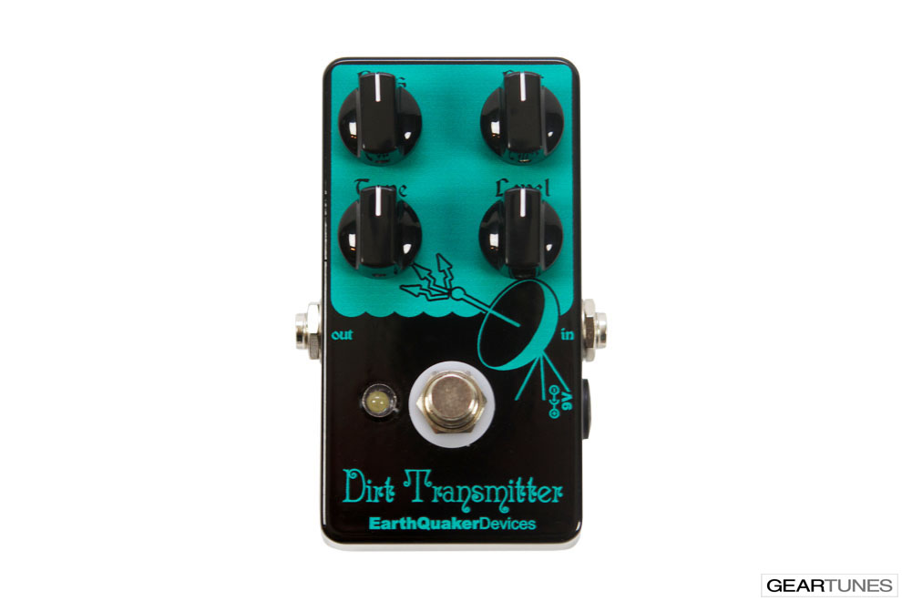 Fuzz EarthQuaker Devices Dirt Transmitter 4