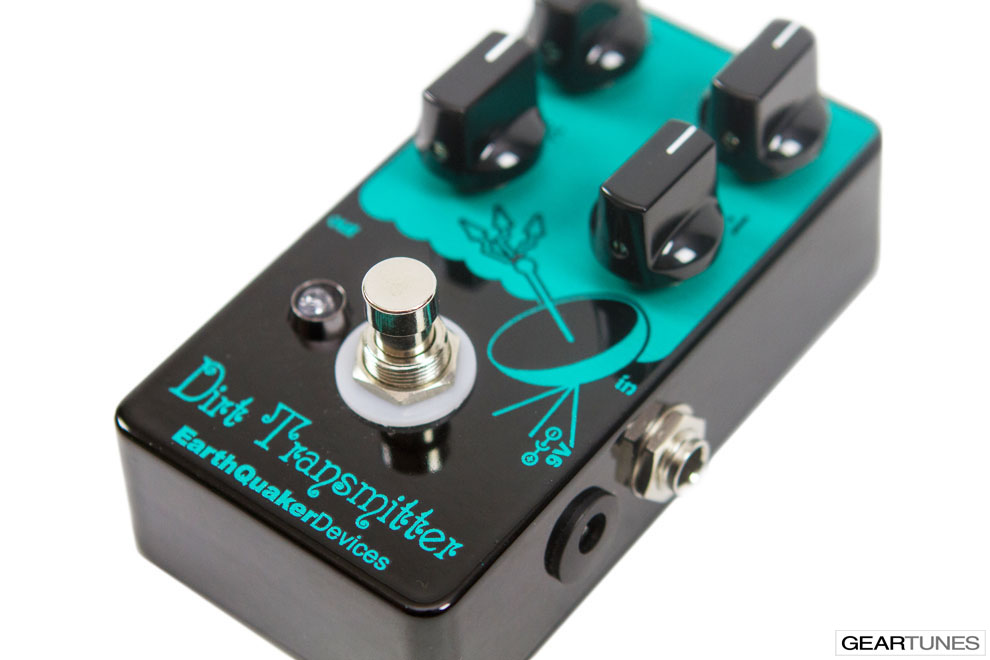 Fuzz EarthQuaker Devices Dirt Transmitter 6