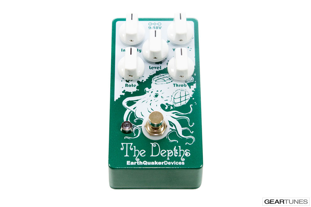 Effects EarthQuaker Devices The Depths