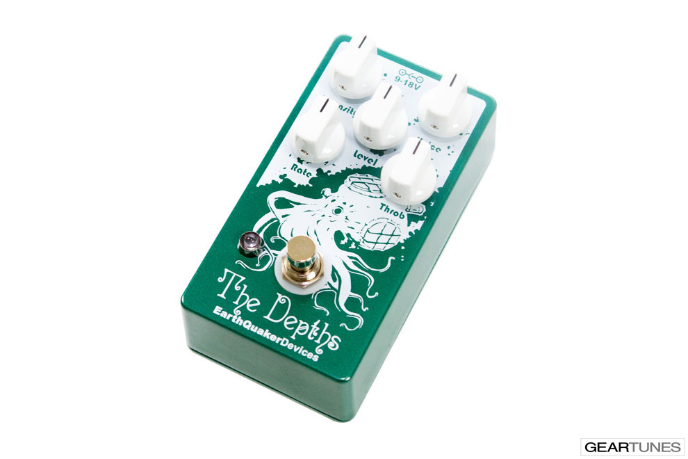Effects EarthQuaker Devices The Depths 2