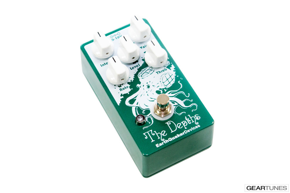 Effects EarthQuaker Devices The Depths 3