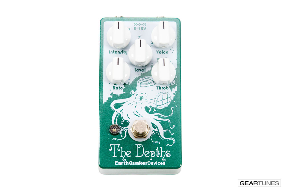 Effects EarthQuaker Devices The Depths 4