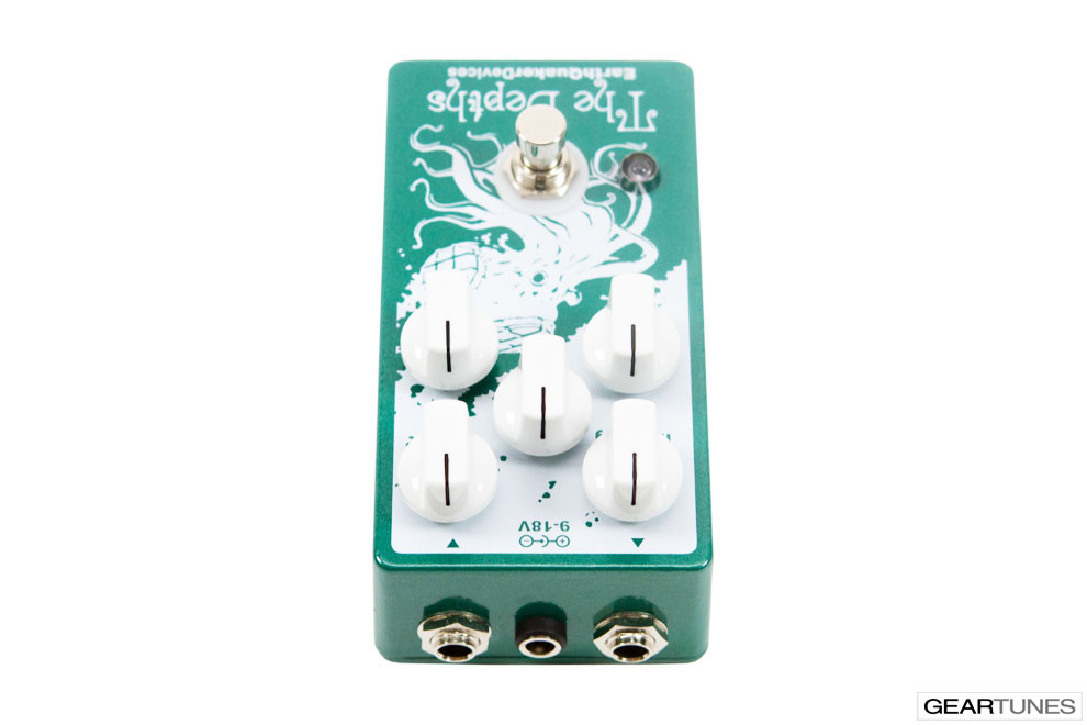 Effects EarthQuaker Devices The Depths 5