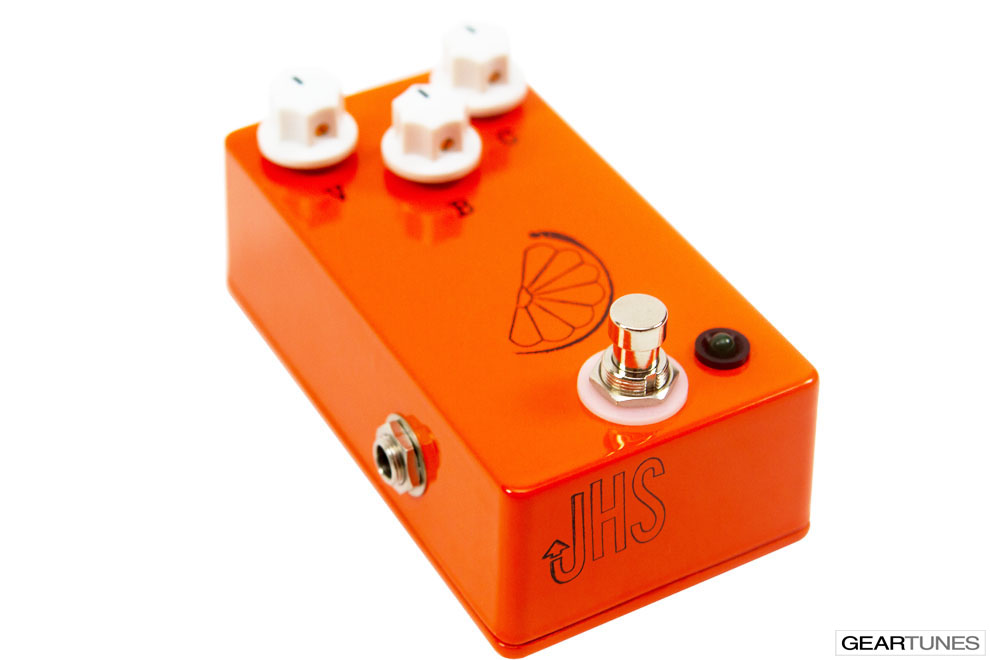 Compression and Sustain JHS Pulp 'N' Peel 5
