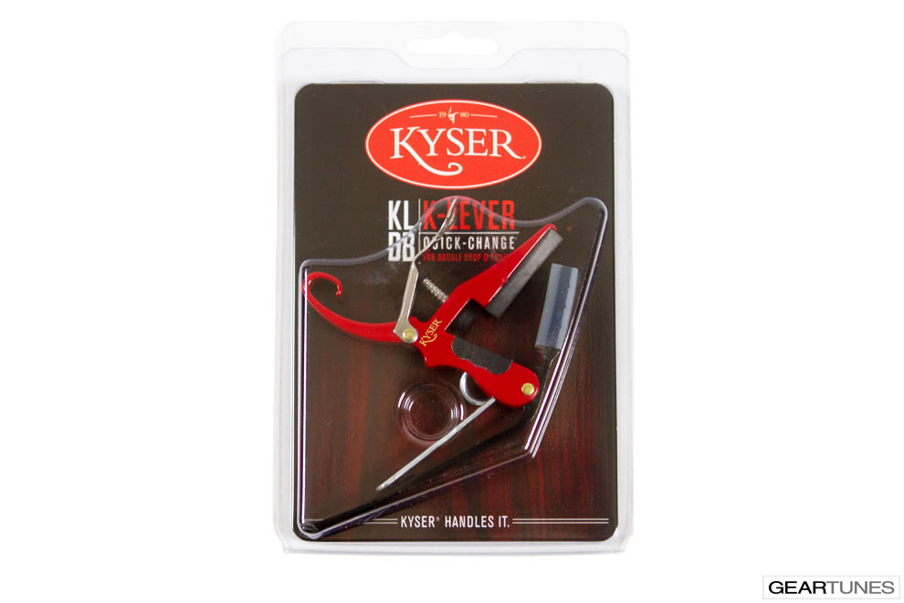 Capos Kyser K-Lever Double Drop D 5