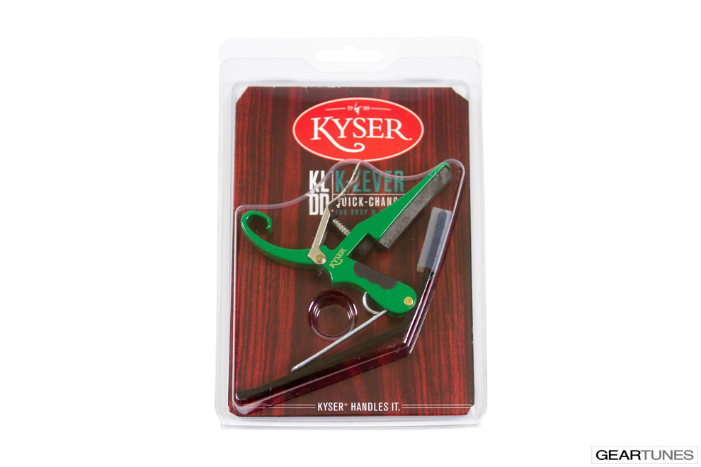 Capos Kyser K-Lever Drop D 5