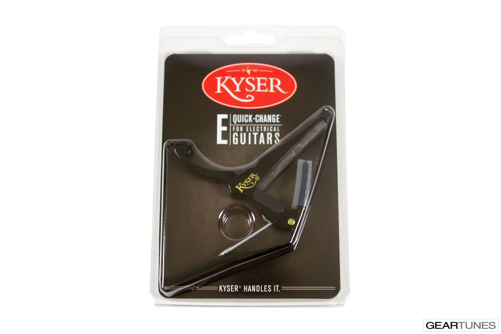 Capos Kyser Quick-Change for Electric Guitars 5