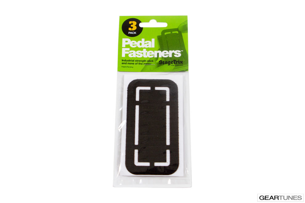 Pedalboards & Related Supplies StageTrix Pedal Fasteners, 3 Pack