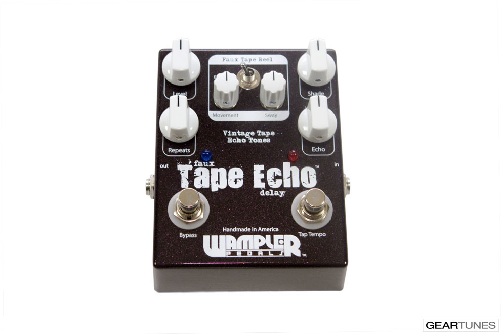 Delay Wampler Pedals Faux Tape Echo