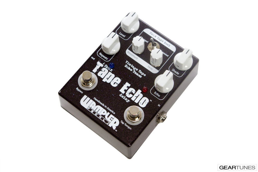 Delay Wampler Pedals Faux Tape Echo 2