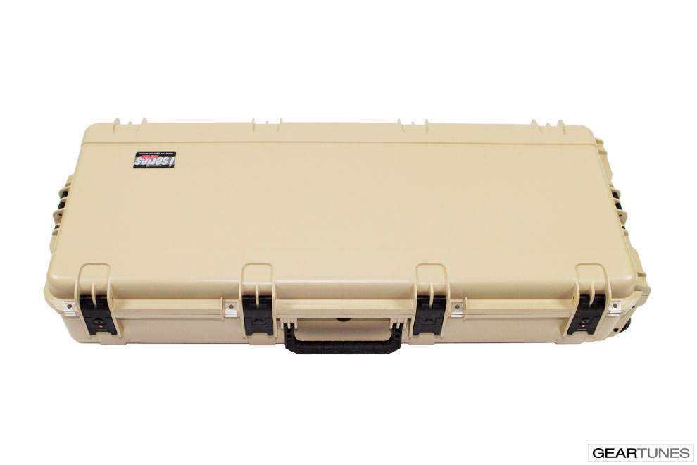 Guitar Case SKB 3I-4217-18T Injection Molded Acoustic Guitar Case, Tan