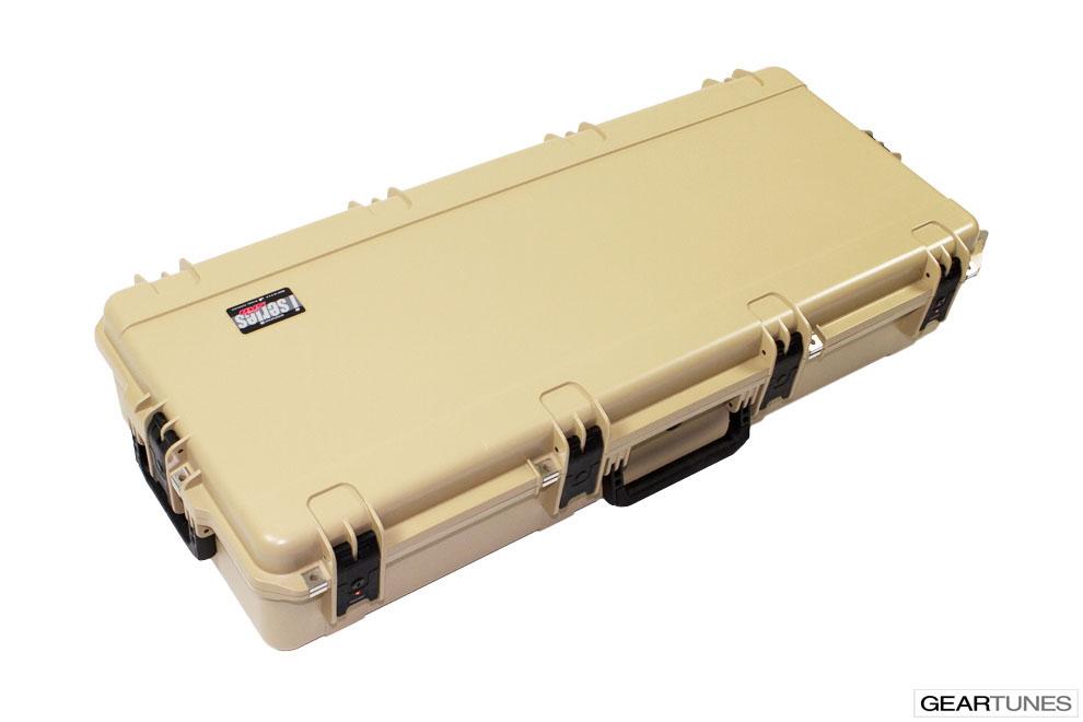 Guitar Case SKB 3I-4217-18T Injection Molded Acoustic Guitar Case, Tan 3