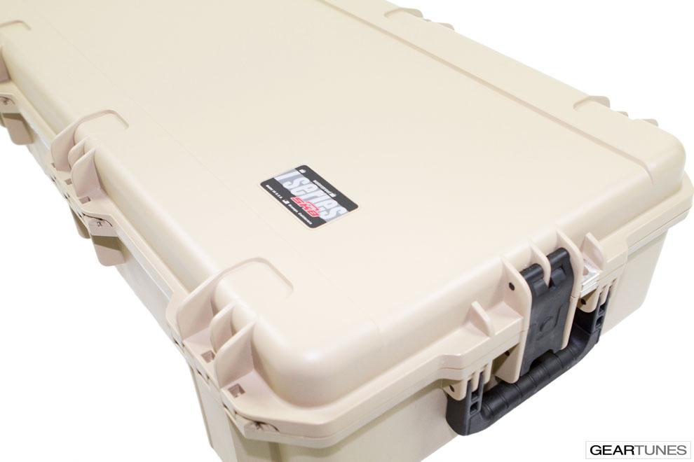 Guitar Case SKB 3I-4217-18T Injection Molded Acoustic Guitar Case, Tan 9