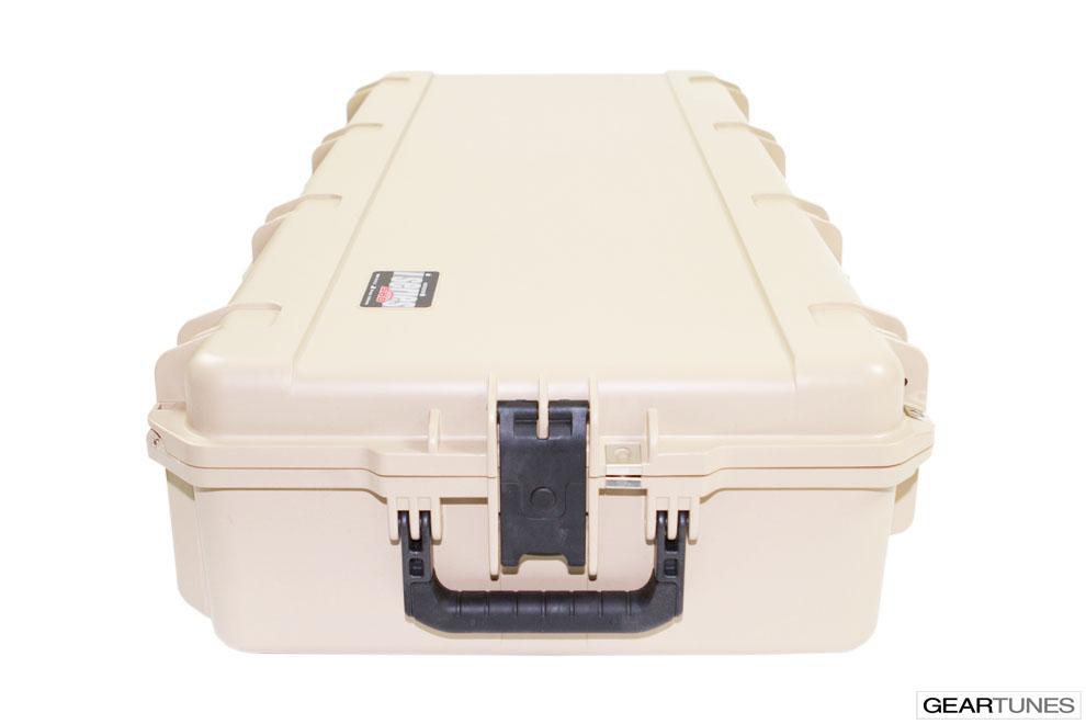 Guitar Case SKB 3I-4217-18T Injection Molded Acoustic Guitar Case, Tan 8