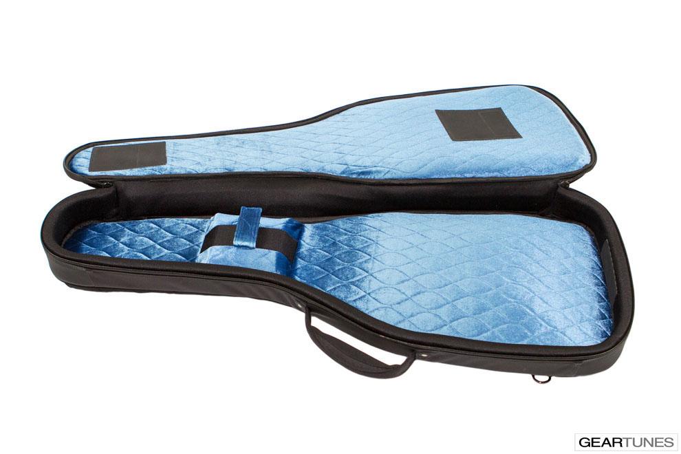 Guitar Case Reunion Blues Continental Electric Bass Guitar Case 6