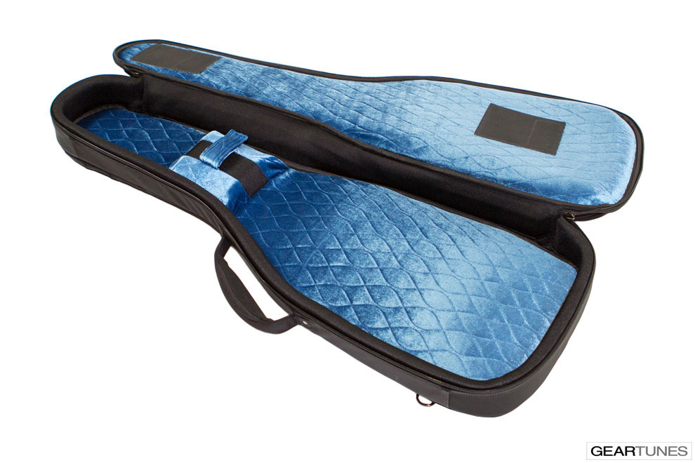 Guitar Case Reunion Blues Continental Electric Bass Guitar Case 7