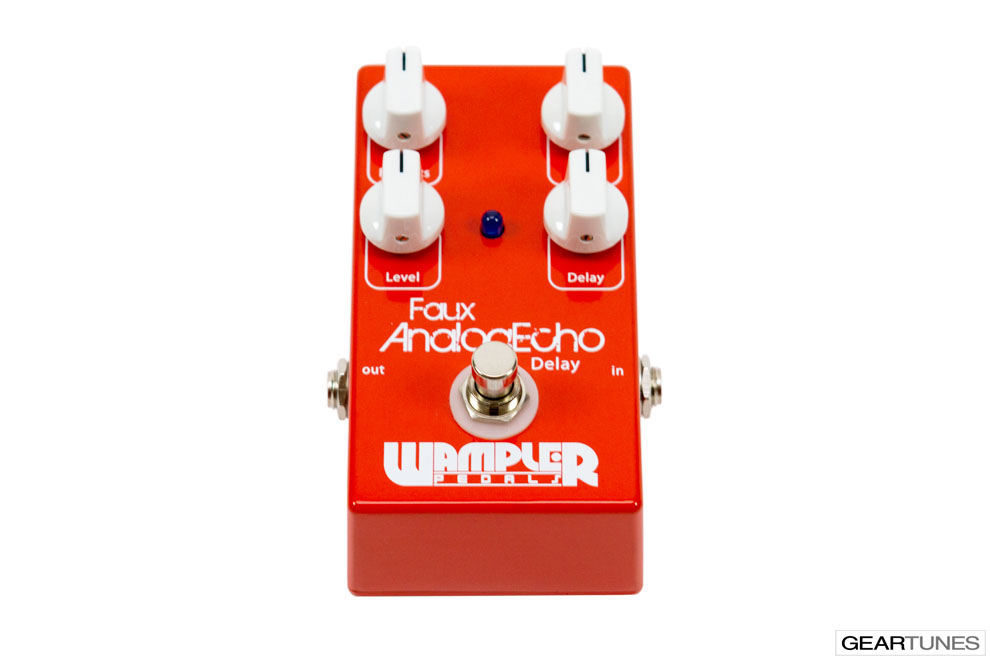 Delay Wampler Pedals Faux Analog Echo