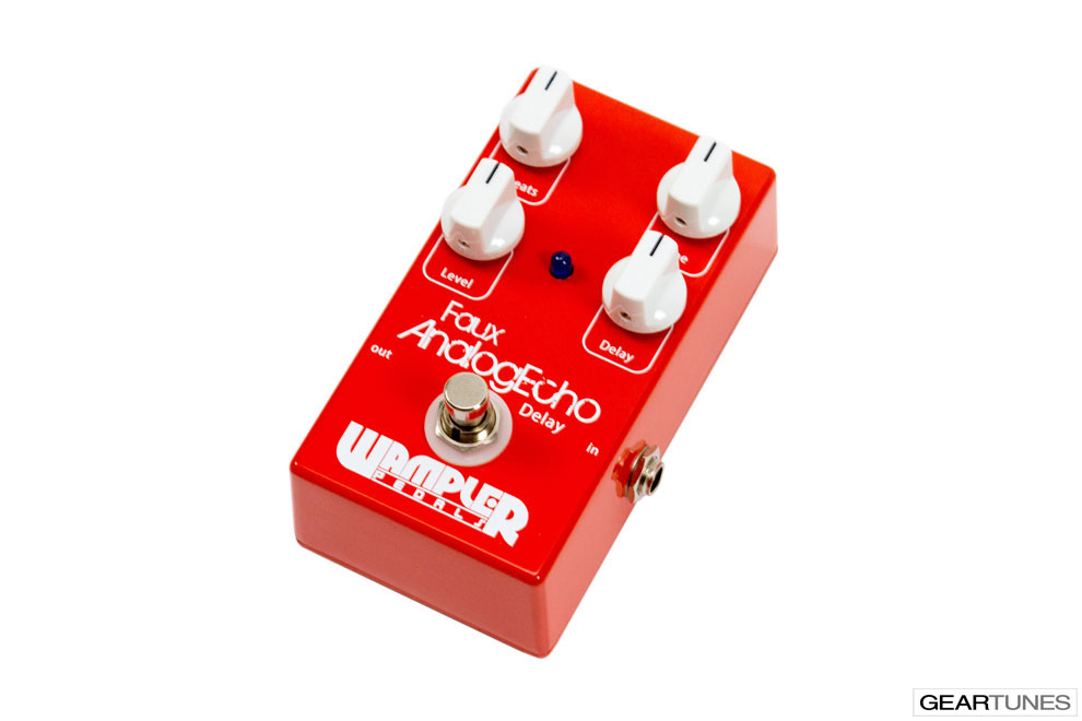 Delay Wampler Pedals Faux Analog Echo 2
