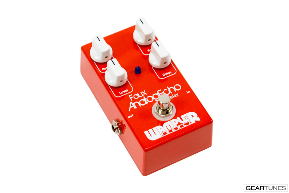 Delay Wampler Pedals Faux Analog Echo 3