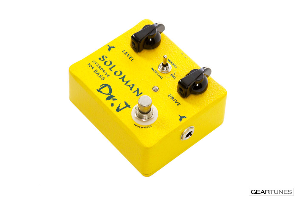 Overdrive Dr. J Pedals Soloman Overdrive 2