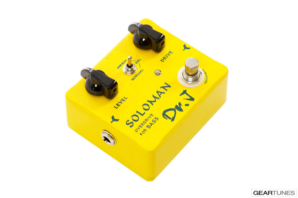 Overdrive Dr. J Pedals Soloman Overdrive 3