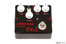 Dr. J Pedals Arsenal Distortion